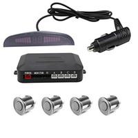 Wholesale wireless wired alarms resale online - Car Parking Sensor Reversing Radar Wireless WiFi Free Wiring Probe Parking Assistant Alarm Systems Security
