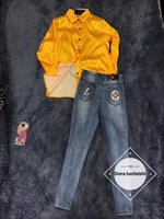 camisetas oxford al por mayor-Conjunto de pantalones para mujer New Trend Fashion T-Shirt Set Cómodo Joker Conjunto de pantalones para mujer