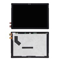 pantalla de microsoft al por mayor-Pantalla LCD para Microsoft Surface pro 4 1724 Repuesto de Pantalla Negro
