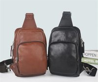 Wholesale plain sling bag for sale - Group buy new black plaid AV SLING BAG D GRAP N41719 travel bag MENS Avenue cross body breast shoulder pouch Genuine leather chest bag