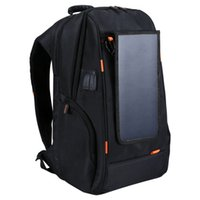 Wholesale solar panels bag resale online - Outdoor Camera Backpack with Solar Panel USB Port Waterproof Breathable Travel Camera Bag Backpack Wear resisting Anti theft