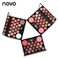 нейтральные мерцающие тени для век оптовых-22 Colors Naked Eyeshadow Palette Neutral Nude Eye Shadow Giltter Shimmer Cosmetic  Palette Set#