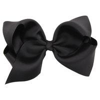Wholesale white butterfly hair accessories resale online - Fashionable style modern simple infant baby girl bow hair clips cute butterfly hair accessories cm