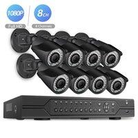 poe système de sécurité à domicile achat en gros de-BESDER POE 8CH NVR 1080 P HDMI CCTV Système Enregistreur Vidéo 8 PCS Sécurité À La Maison Étanche Night Vision Caméra Kits De Surveillance