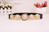 elastische gürtel hochzeit großhandel-2020 neue Hochzeit Braut Gürtel Frauen elastischer Bund dekorative Retro Gürtel Prom Party Abend Brautjungfer Schärpen