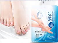 Hot sale Foot Mask Removes Calluses To Reveal Baby Feet Peeling Mask Heel Foot Care Socks For Pedicure Sosu Socks Foot Cream