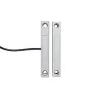 kontak kapı alarmları toptan satış-Manyetik Kapı Sensörü Ev Güvenlik İletişim Alarm Sistemi Aksesuarları için metal haddeleme kapı Yangın kapısı izleme sistemi ...