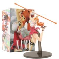 eine figurine großhandel-18 cm One Piece Nami World Figur Colosseum 2 Figur PVC Figur Sammeln Modell Spielzeug Puppe für Geschenk