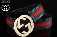 jeans de buena calidad para mujer al por mayor-campeones casuales XXSGucci Fashion Belt Leather Men Belt Buena calidad Smooth Buckle Cinturones para hombre para mujer Cinturón Jeans Correa