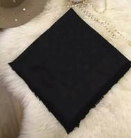 damen seide weihnachten schals groihandel-Design Damen Wolle Seidenschal Hochwertige quadratische Schals Klassische Damen Wickelschals 140x140cm für Weihnachtsgeschenk ST001