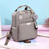 Wholesale backpacks for womens for sale - Group buy Stylish Waterproof Laptop Backpack Womens Fashion Backpack For Girls Black Female Large Pink Bags