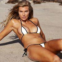 bikini fabrikası toptan satış-Yeni yaz üç-noktalı mayo 12-color Brezilyalı Bikini Mayo fabrika nokta toptan üniforma Avrupa ve Amerikan Bikini Mayo