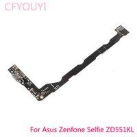 puerto de carga asus al por mayor-5pcs / lot para Asus Zenfone selfie ZD551KL puerto de carga USB Conector Dock Flex Cable piezas de reparación