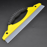 Wholesale blade wiper for sale - Group buy Car Silicone Water Wiper Soap Cleaner Scraper Blade Squeegee Car Vehicle Windshield Window Washing Cleaning Accessories