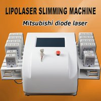 Wholesale laser timing resale online - 2019 diode lipolaser mw mw laser lipolysis for body slimming laser weight loss can working at the same time