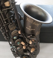 Wholesale instruments musicals for sale - Group buy Best Quality Yanagisawa A Alto Saxophone E Flat Black Sax Alto Mouthpiece Ligature Reed Neck Musical Instrument Accessories