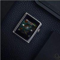 apt x bluetooth groihandel-Original Xiaomi youpin M0 Musik-Player HD-Touch Screen Bluetooth 4.1 Apt-X Metall HIFI MP3 Hallo-Res für portable Player 3007002Z3