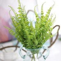 ingrosso fiori artificiali diretti-decorazione erba fiore casa vaso fabbrica fiore artificiale Decorativo artificiale pianta matrimonio diretto vacanze festa forniture