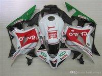 Glossy White INJECTION Fairing Bodywork Kit Fit  CBR600RR 2009-2012 25 CC