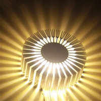 Wholesale sun glasses led lights for sale - Group buy Sun flower Modern LED Wall Lamp W RGB Remote Art Gallery Decoration Front Balcony lamp Porch light corridors Light Fixture