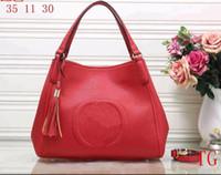 sac seau boston achat en gros de-Nouveaux sacs à main de mode européenne et américaine GG Haute qualité nouvelle Boston sac à bandoulière sac à bandoulière Messenger sac
