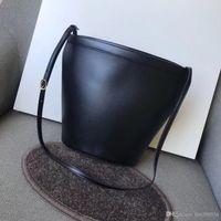 ingrosso cotone puro di signora-Le borse di lusso del progettista di trasporto libero di RFC insacca il mini secchio delle signore borsa a tracolla della borsa a secchiello della borsa della borsa borsa a mano nobile pura nobile