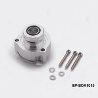 Wholesale vw golf intake for sale - Group buy Free post Aluminum Turbo Blow Off Valve BOV Flange Adapter For For VW Golf Audi A3 TT VAG T EP BOV1015 FS