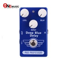 Wholesale Guitar Effect Pedal Delay And True Bypass Deep Blue Delay MU0368