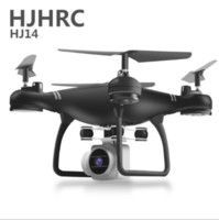 Wholesale pocket drone camera for sale - Group buy Cheap HJHRC HJ14 Pocket Drone CH Axis Gyro Quadcopter With Switchable Controller One Key To Return RTF UAV RC Helicopter Mini Drones