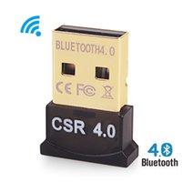 ingrosso bluetooth per il desktop-Trasmettitore / dongle / adattatore Bluetooth USB per computer desktop per PC portatile collegato con altoparlante / tastiera / mouse / gamepad wireless