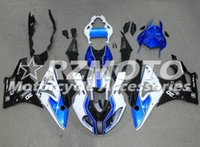 Wholesale full fairing kits for sale - Group buy 4Gifts New ABS Motorcycle Full Fairings kit Fit for BMW S1000RR bodywork set blue white