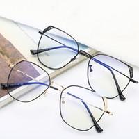 лампы для чтения очков оптовых-Anti Blue Light Blocking Glasses Men Reading Goggle Ray Protection Eyewear Computer Eyeglasses Gaming Glasses for Women