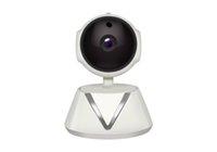 беспроводная проводная камера cctv оптовых-Умный дом безопасности Радионяня беспроводной мини IP-камеры камеры наблюдения Wifi 720P ночного видения CCTV камеры 2 способ аудио