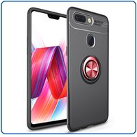Wholesale red matte cars for sale - Group buy For Samsung S7 edge ring S8 Plus Lite protective shell car magnetic Note mobile phone sets matte S10E