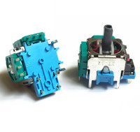 Wholesale ps4 controller repair parts resale online - Original new ALPS Joystick D Analog Rocker Stick Sensor Module for PS4 Controller repair part DHL FEDEX EMS