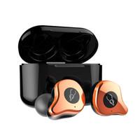 fone de ouvido sem fio laranja venda por atacado-2019 Sabbat E12 BLU Bluetooth Fone De Ouvido Sem Fio Fones De Ouvido Sem Fio Estéreo de ouvido 5.0 À Prova D 'Água Sem Fio orange ear buds Fones De Ouvido