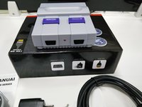 Wholesale ship arcade games for sale - Group buy High Quality Coolbaby SN Super HDMI K HD Mini Classic Game Console For NES Classic Retro TV Video Game Console FC