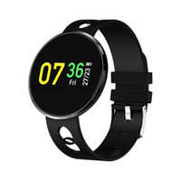 Wholesale CF006H Smart Bracelet Blood Pressure Heart Rate Monitor Smart Watch Color Screen Waterproof Fitness Tracker Wristwatch For iPhone Android