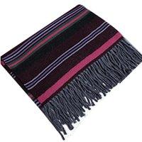 ingrosso cachemire artificiale-Sciarpa in cashmere scamosciata artificiale elegante a maniche lunghe in lana primaverile colorata a maniche corte