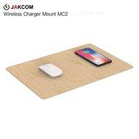 ingrosso set di caricabatterie wireless-JAKCOM MC2 Wireless Mouse Pad Charger Vendita calda in altri prodotti elettronici come ciotole regalo set cibo porte telefono di seconda mano