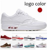 Wholesale premium sneakers for sale - Group buy 2019 new Atmos WATERMELON Anniversary Piet Parra Premium lunar DELUXE running shoes air mens sneaker