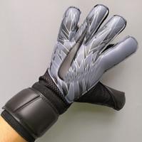 ingrosso guanti in lattice uomo-TOP VG3 Uomo Guanti Portiere di Calcio 4mm Latex De Futebol Goalie Portiere Guanti Luva De Goleiro 2020 Nuovi Stili