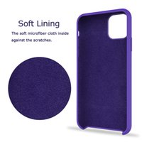 iphones telefone großhandel-Ursprünglicher flüssiger Silikon-Kasten für Apple iPhones 11 XI Gummi-Silikon-Telefon-Kasten für iPhone XI 5.8 Zoll Abdeckung