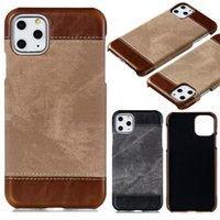 Wholesale pc cases for sale for sale – best 50 Mixed Sale for iPhone Pro X XR XS Max Plus Classic Calfskin Grain Back Cover PC Phone Case