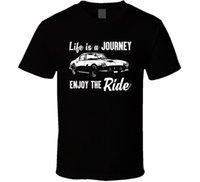 ingrosso comprare vestiti di cotone-1959 Acquista 250 Gt Journey Enjoy The Ride Maglietta fan vintage per auto Designer falsi Abiti New Design Cotton Maglietta maschile per design Top estivi