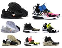 orta öğreticiler toptan satış-2019 Presto 2.0 Orta Kısaltma X Racer Erkekler Kadınlar Koşu Ayakkabıları Dart Sokak Tasarımcı Ayakkabı Kamuflaj Graffiti Kutu Ile Rahat Eğitmenler Ucuz