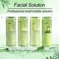 nueva máquina de cara de piel al por mayor-Venta al por mayor nueva máquina de dermoabrasión solución de agua para el tratamiento facial de pelado de agua belleza spa líquido cuidado de la piel envío gratis