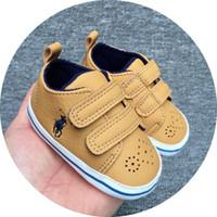 первая обувь для девочек оптовых-2019 повседневная детская обувь с мягкой подошвой из искусственной кожи для новорожденных мальчиков и девочек, первая обувь для прогулок, детская обувь