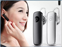 Wholesale wireless headphones mobile for sale - Group buy M165 Universal sport bluetooth earphones headset wireless earphone noise cancelling headphone for mobile phone with the Retail Box MQ100