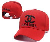 Wholesale mens classic baseball caps resale online - Baseball Caps Luxury France Cha Paris C C Designer Classic Cap Autumn Mens Adjustable Golf Hats Casquette Fashions Womens Sun Hats